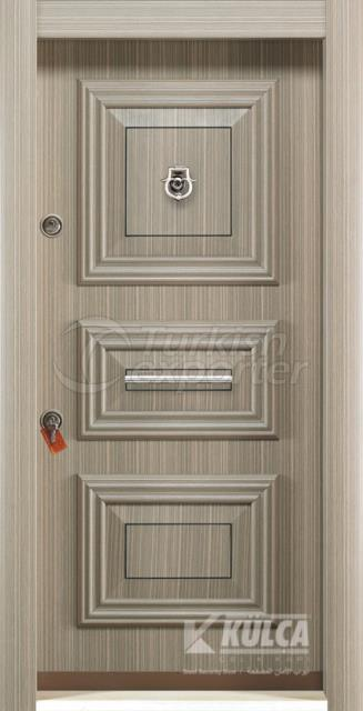 Z-9059 (Exclusive Steel Door)